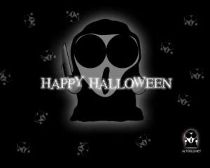 ALTools Halloween Desktop Wallpapers