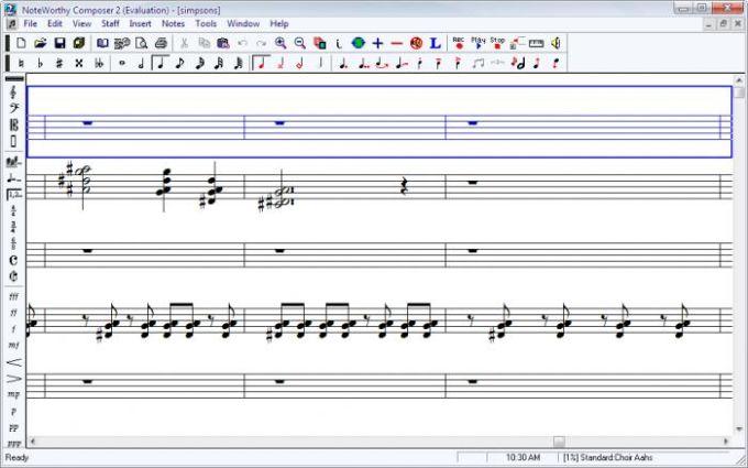 NoteWorthy Composer (32-bit)