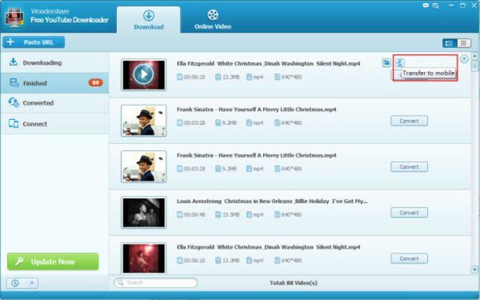 Wondershare Free AllmyTube Downloader