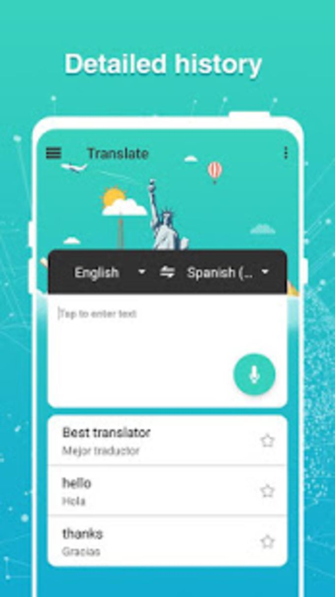 My Translator - Speech Text Translate for Android - Download