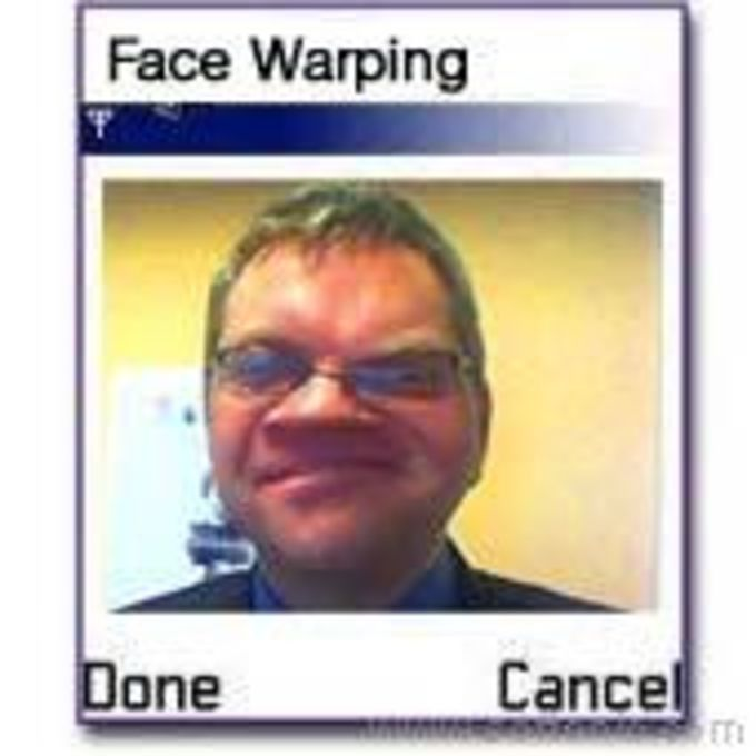Face Warping