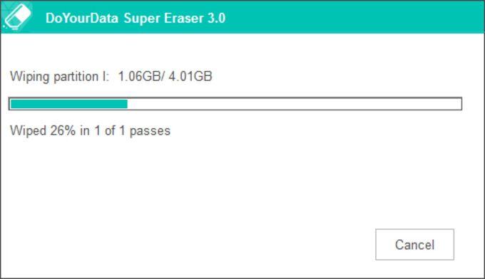 DoYourData Super Eraser