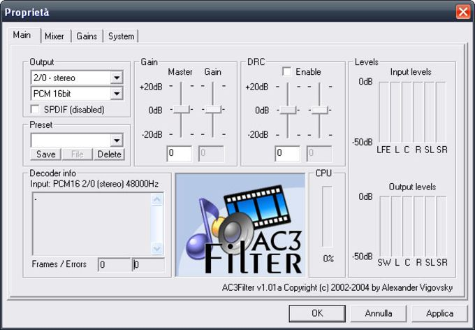 Codec Pack All in One