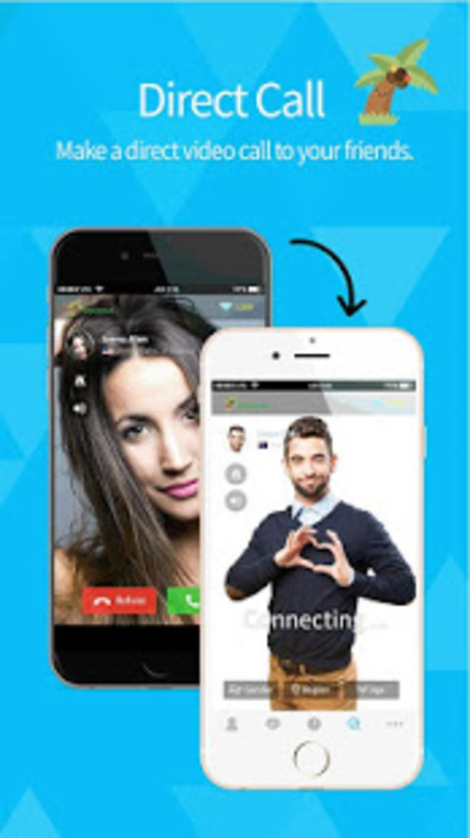 Coconut Live Video Chat  Meet new people