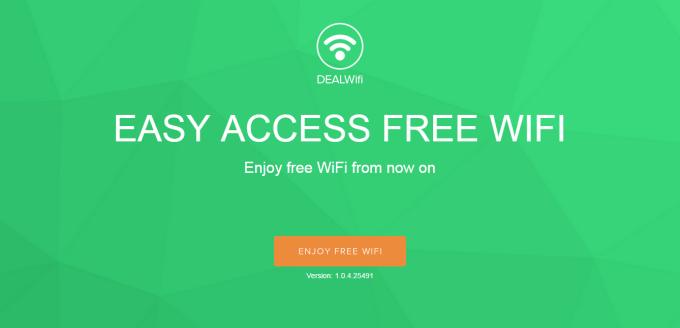 Deal WiFi