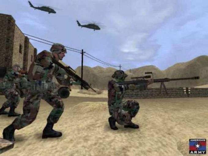 America's Army: Special Forces (OverMatch)