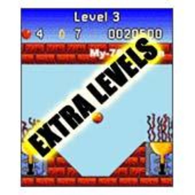 Bounce Extra Level