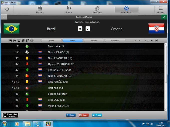 iCup 2014 FREE - Brazil