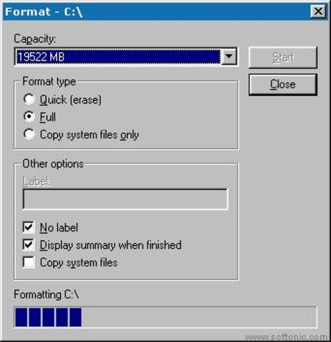 FunFormat Screensaver