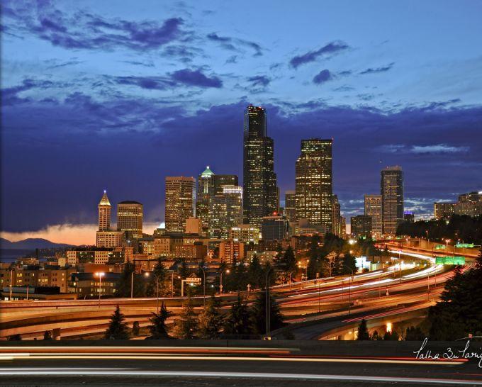 Tema Luzes da Cidade