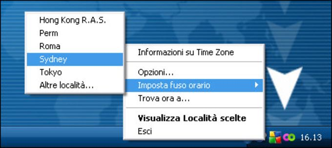 Microsoft Time Zone