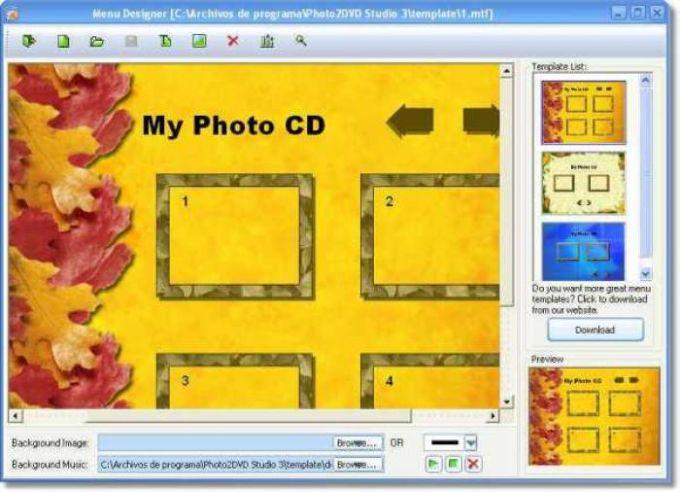 Photo2DVD Studio