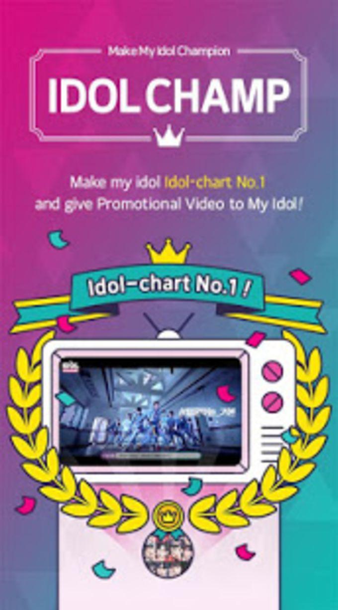 IDOLCHAMP - Showchampion Fandom K-pop Idol
