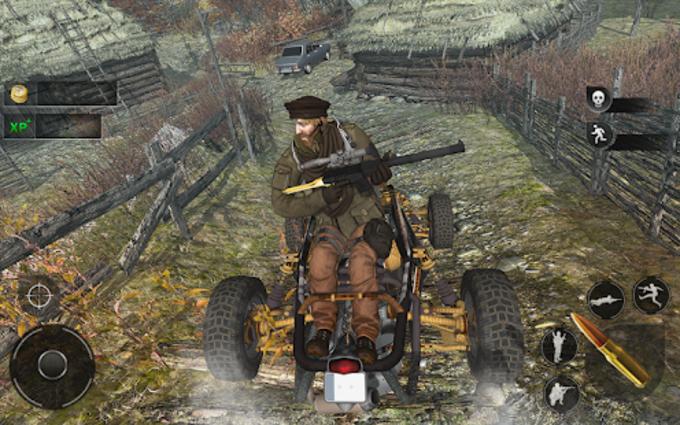 Last Commando Mission Survival