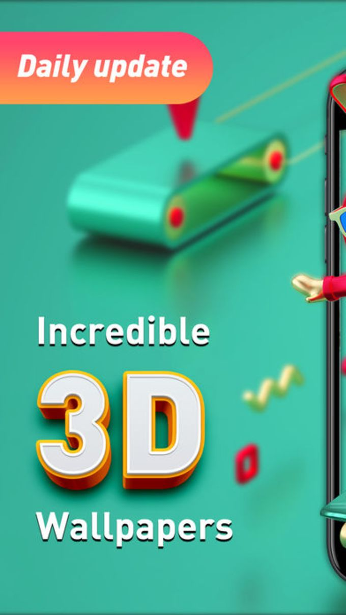 collection image wallpaper: 3d Themes Wallpaper