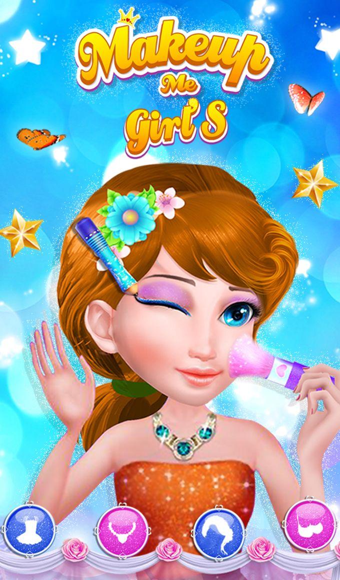 Makeup Me Girls