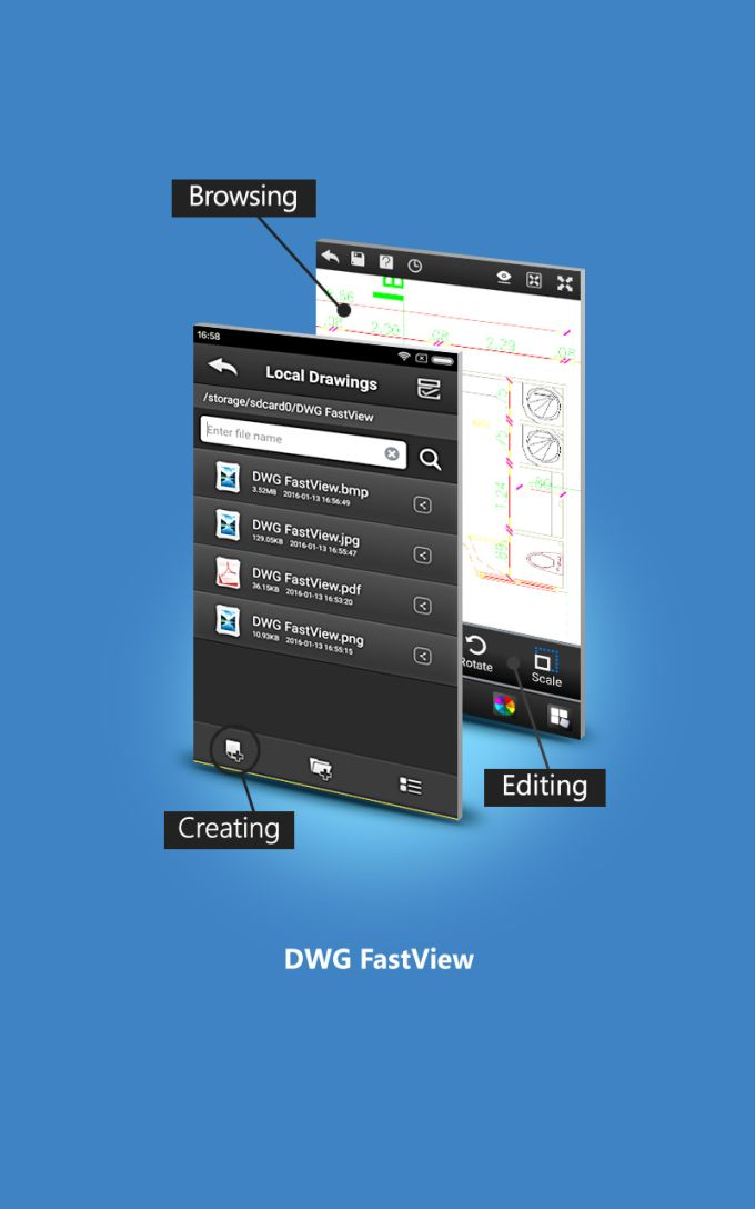 DWG FastView Pro-CAD Viewer