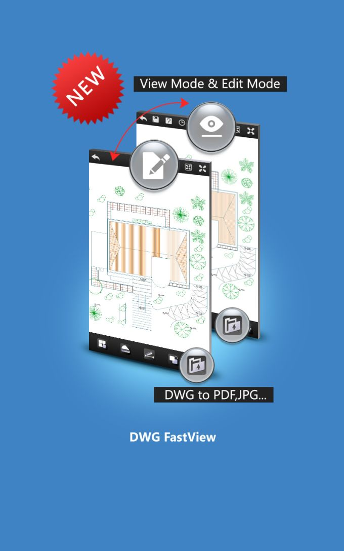 Dwg fastview pro cad viewer for android download dwg fastview pro cad viewer malvernweather Choice Image