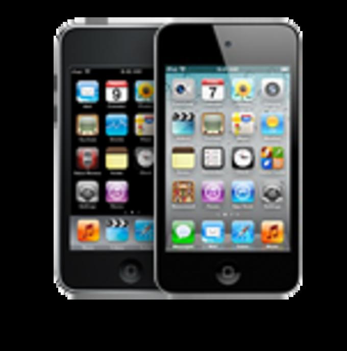 iPod, iPhone and iPad Firmware