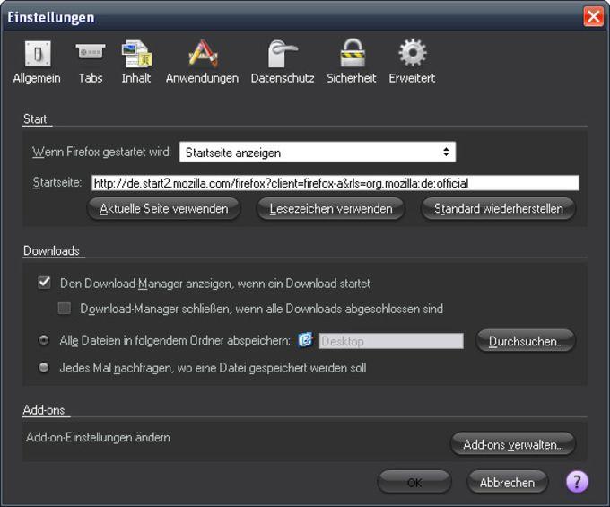 RulerDark for Firefox3