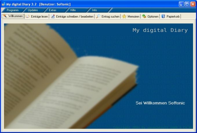 My Digital Diary