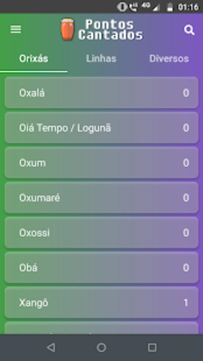 BAIXAR PONTOS DE OXUM MP3
