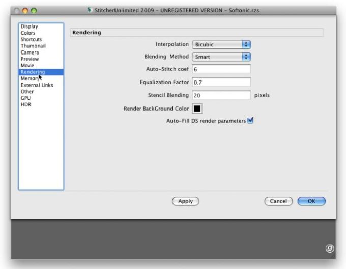 Autodesk Stitcher Unlimited