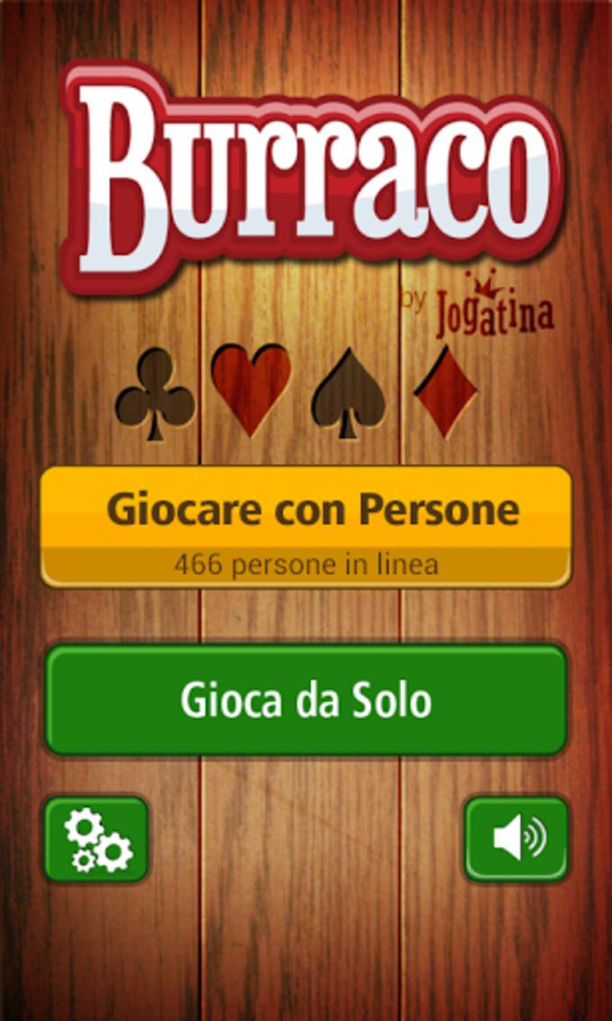 Burraco Jogatina