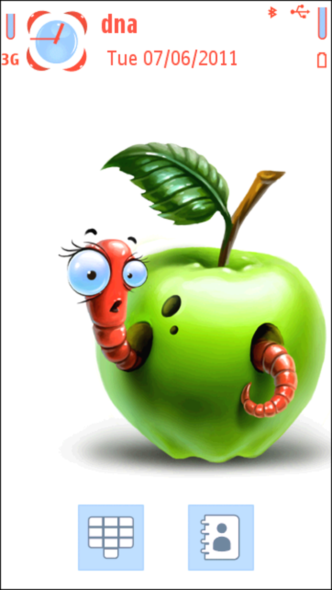 Apple Death Theme