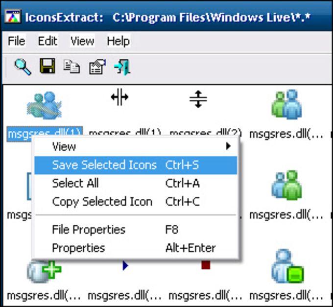 IconsExtract