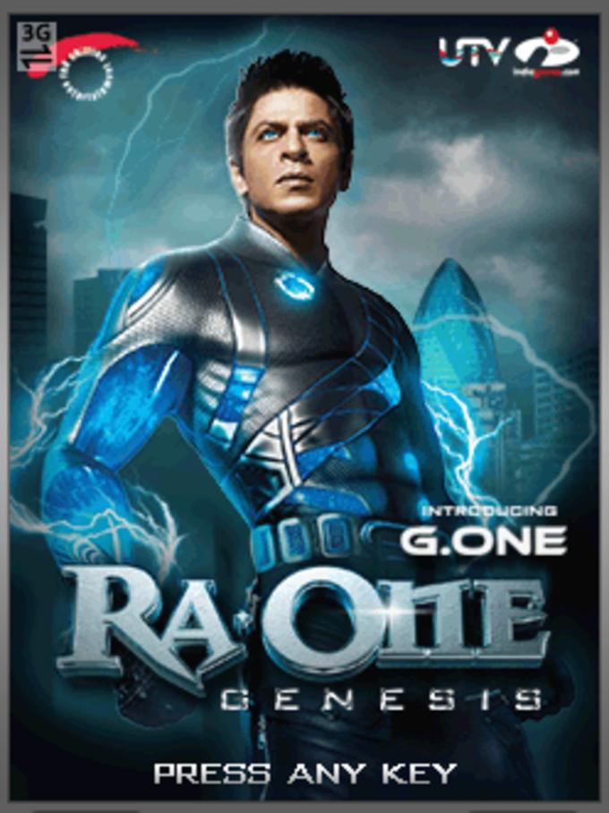 Ra.One Genesis