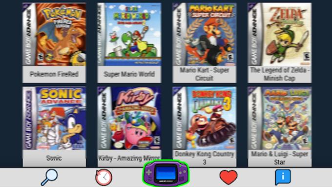 best pokemon game emulator android