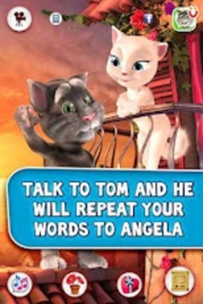 Tom liebt Angela
