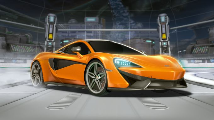 Rocket League® - McLaren 570S Car Pack