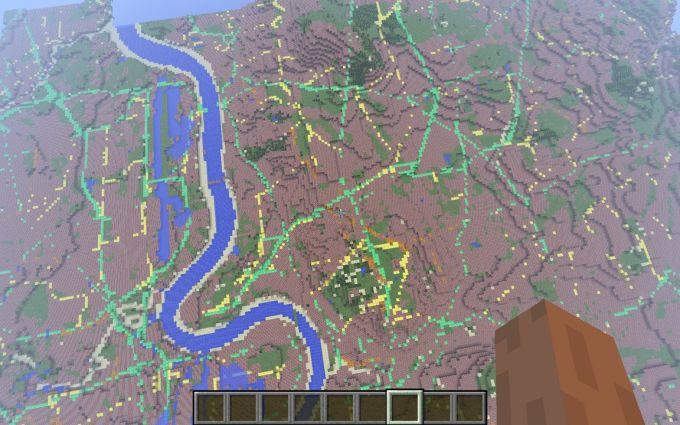 Minecraft Map Great Britain