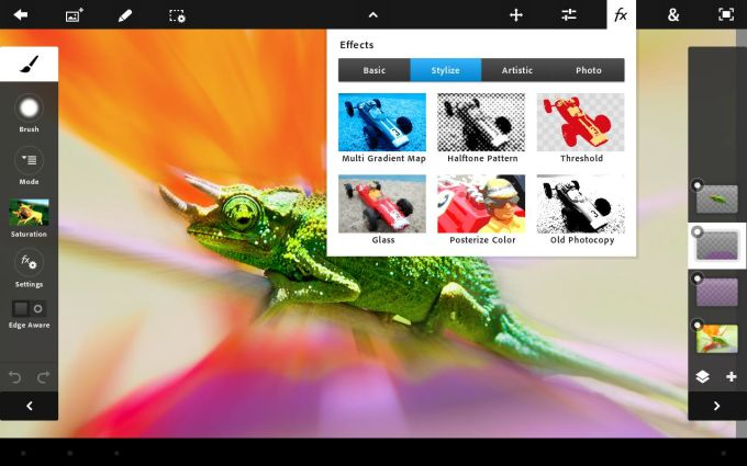 Adobe photoshop touch for android download adobe photoshop touch ccuart Image collections