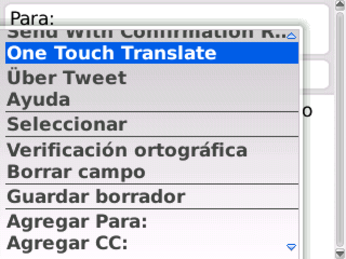 One Touch Translate