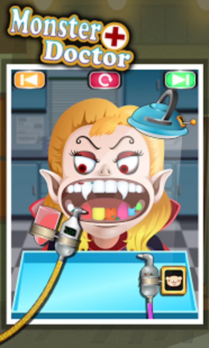 モンスター医師‐子供向けゲーム