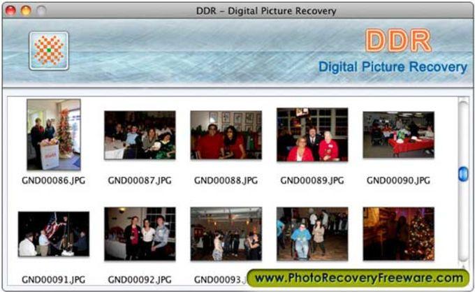 Mac Photo Recovery Freeware
