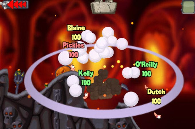 Worms HD