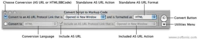 Convert Script to Markup Code