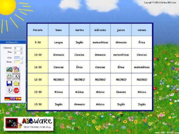 ABC Horarios