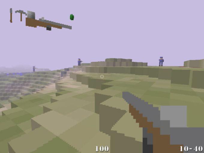 Ace of Spades: Battle Builder on Steam