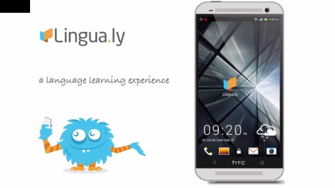 Lingua.ly - apprenne z une langue avec le vocabulaire et des articles