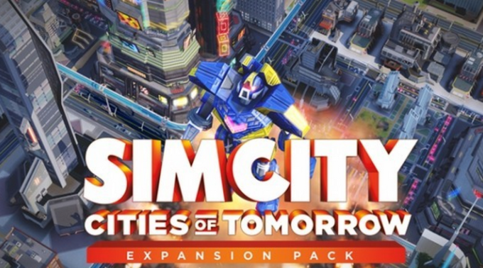 Sim City: Cities of Tomorrow