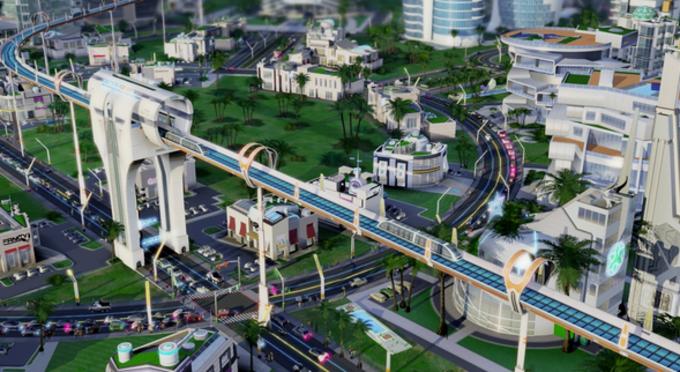Sim City: Cities of Tomorrow