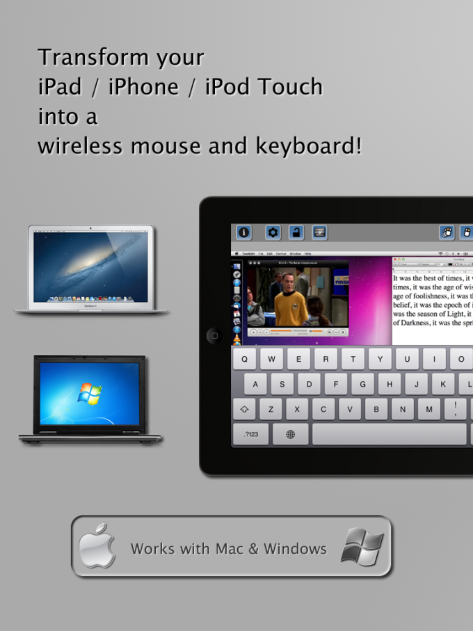 Pocket Mouse MAC