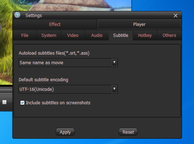 FreeSmith Video Player