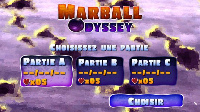 MarBall Odyssey