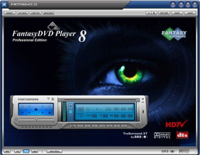 FantasyDVD Player